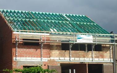 IG DAK - Realisaties - Renovatie dak winkelpand - hoevenzavellaan te Genk
