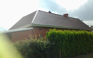 IG DAK - Realisaties - Renovatie dak - Weyerstraat te Nieuwerkerken