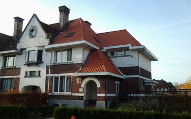 IG DAK - Realisaties - Renovatie dokterspraktijk - Stalenstraat te Genk
