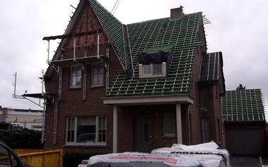 IG DAK - Realisaties - Renovatie eengezinswoning - Zagerijstraat te Heusden Zolder