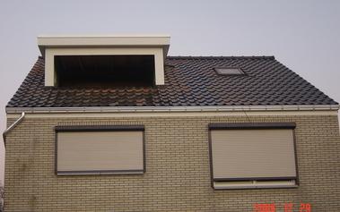 IG Dak - Realisaties - Nieuw kappel op bestaande dak