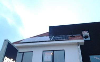 IG Dak - Realisaties - Heusden Zolder - Renovatie handelspand