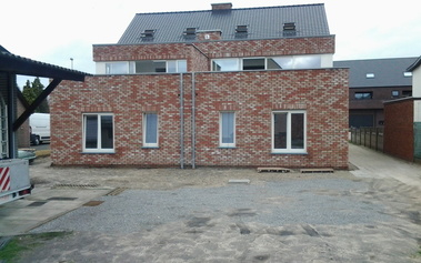 IG DAK - Realisaties - Neuwbouw meergezinswoning - Weg naar zwartberg te Opglabeek